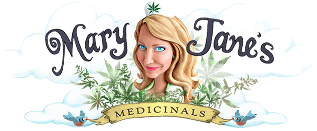 Mary Janes Medicinals Logo
